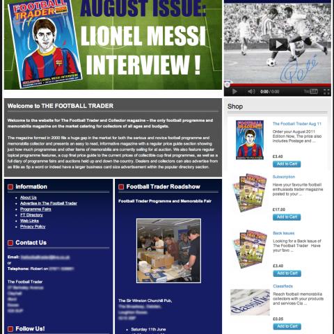 The Football Trader (Fanzine)