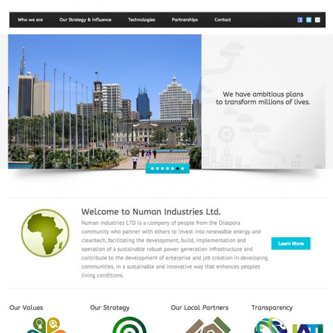 Numan Industries Ltd.