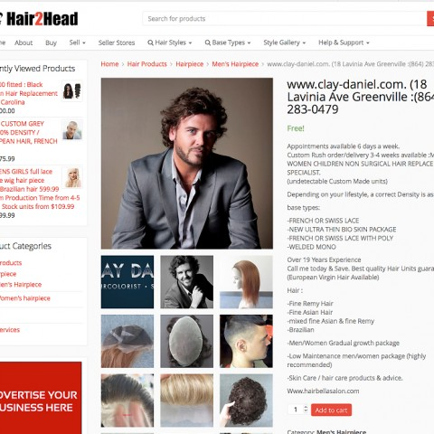 Hair2Head